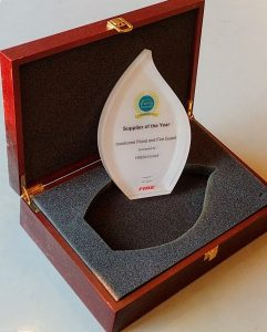 Innohome Excellence in Fire and Emergency Award